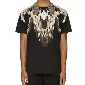 Marcelo Burlon County Of Milan Skull Graphic Tee-M